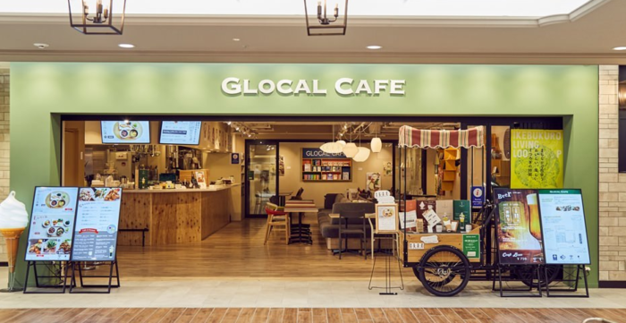 GLOCAL CAFE(グローカルカフェ)